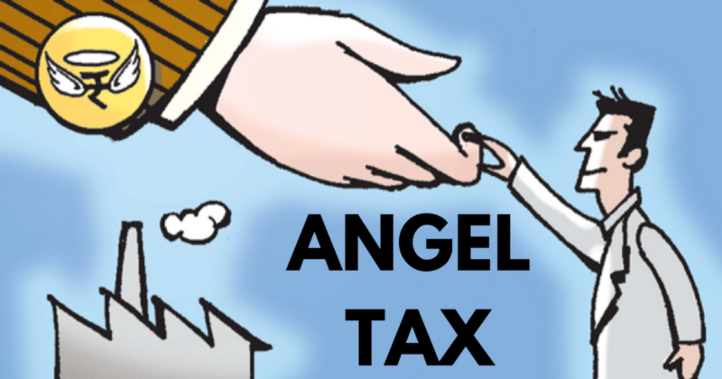 Angel tax