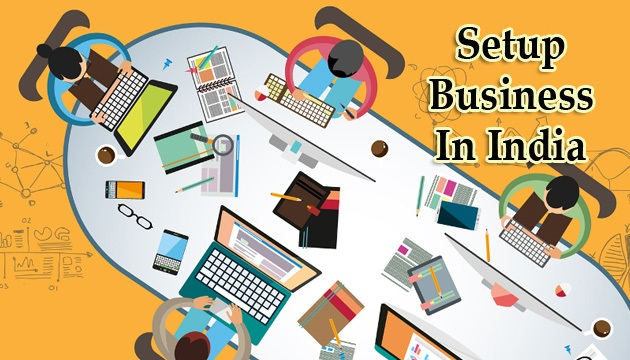 setup business in india
