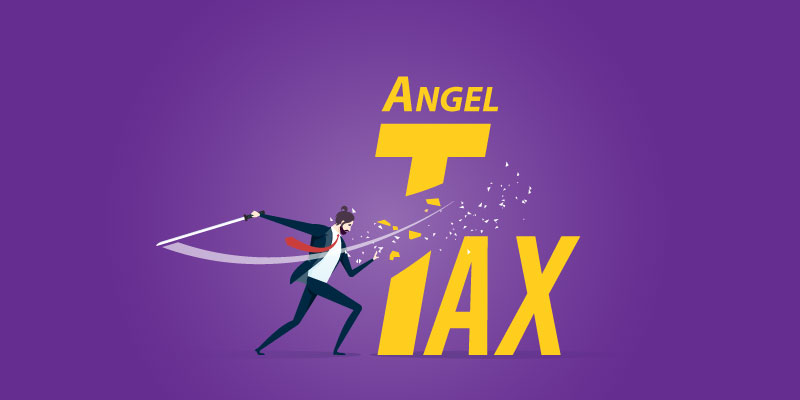 Start-ups angel tax exemption