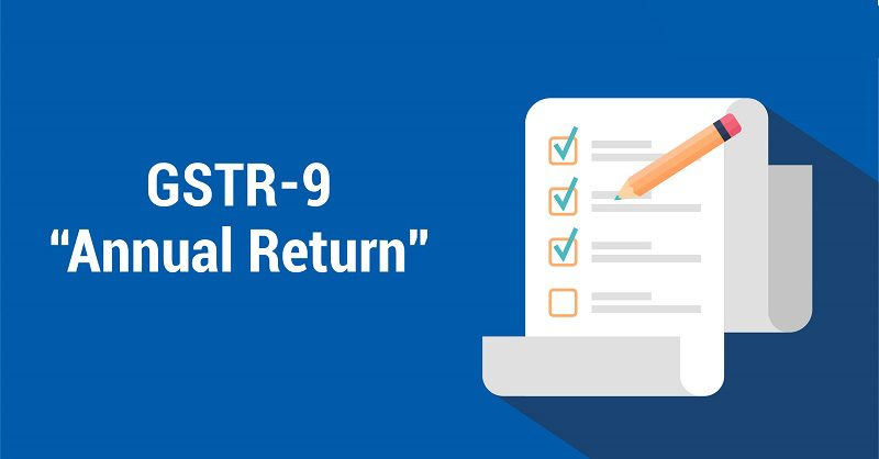 All about GSTR9