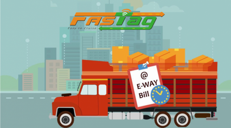 Pact to Link FASTag with GST E-way Bill System