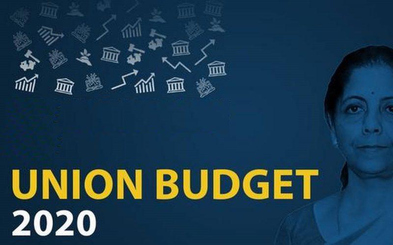 FM presents Union Budget 2020-21
