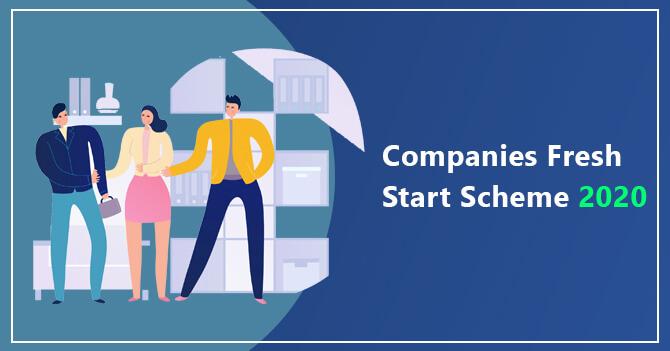 Companies Fresh Start Scheme