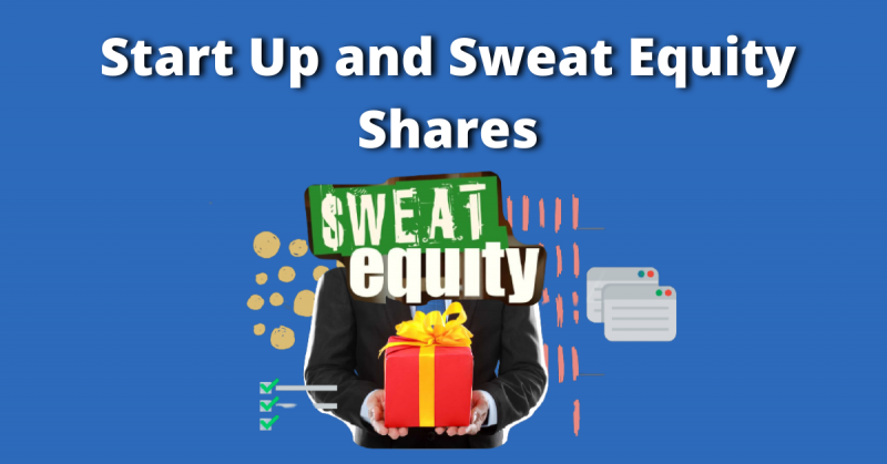Start Up and Sweat Equity Shares